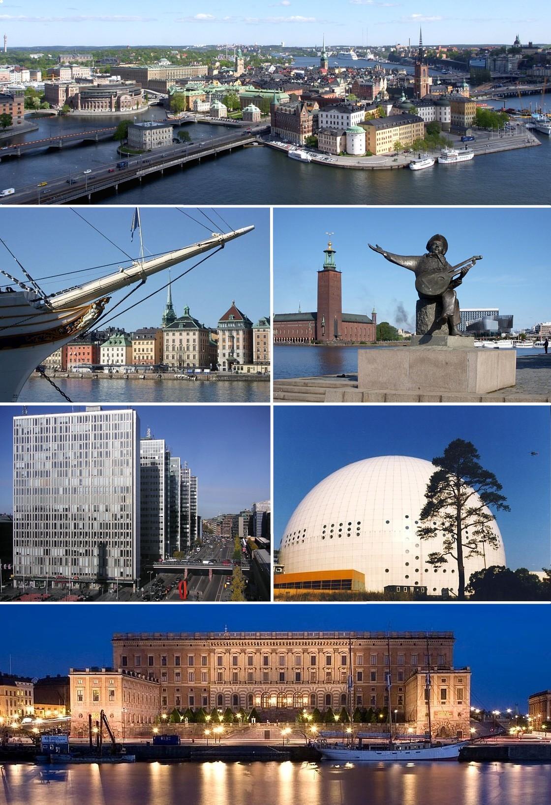 Fem utflyktstips i stockholms narhet